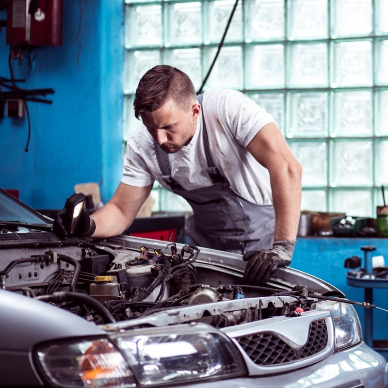 a career as an automotive technican Automotive technician career a job as an automotive technician falls under the broader career category of electronic equipment installers and repairers, motor vehicles.